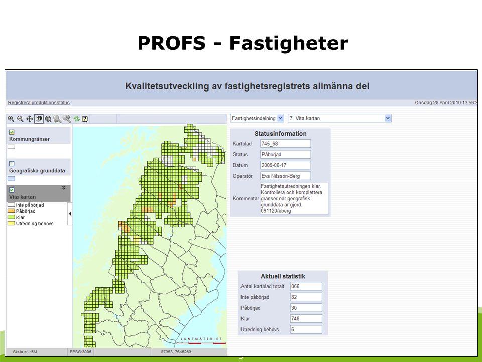 3 PROFS - Fastigheter