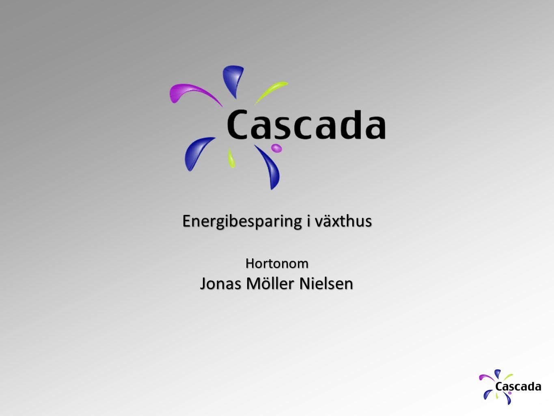 Energibesparing i växthus Hortonom Jonas Möller Nielsen