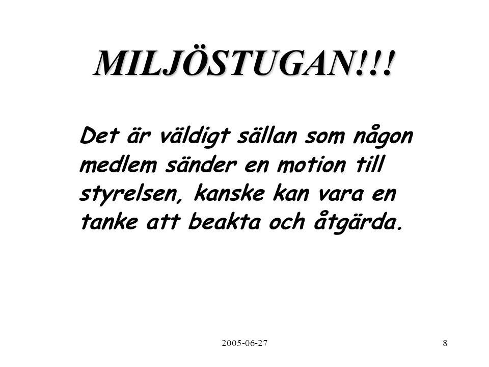 2005-06-278 MILJÖSTUGAN!!.