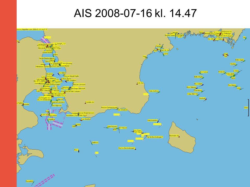 w w w.b a l t i c m a s t e r. o r g Bakgrund  Östersjön är ett av världens mest trafikerade hav.