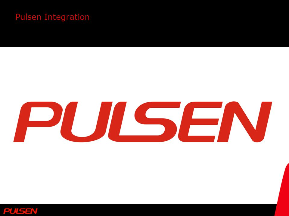Pulsen Integration Workflow Begära Godkännande i flera steg Automatiskt uppdatering Beställning och godkännande via webbgränsnitt Notifiering via E-post