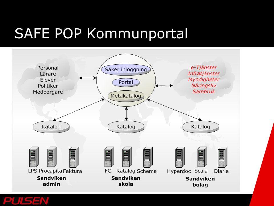 Pulsen Integration Samverkan mellan kommuner.