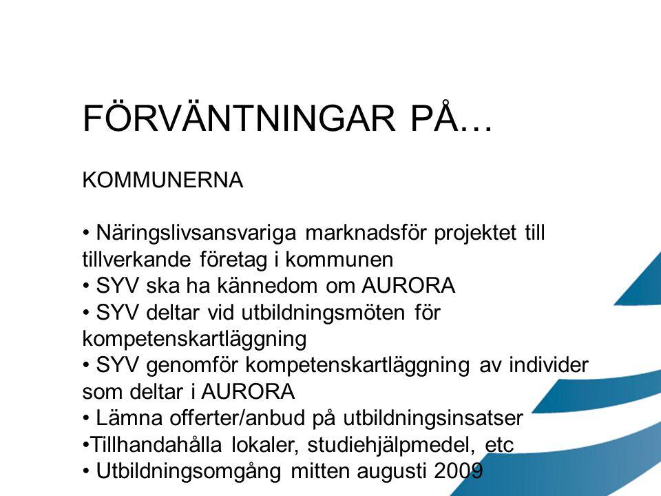 PROJEKTÄGARE Fyrbodals kommunalförbund är projektägare De regler som gäller för EU/ESF och Fyrbodals kommunalförbund utgör grunden för projektets arbetssätt