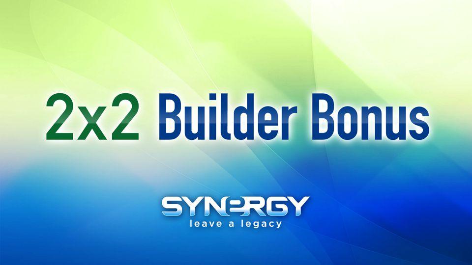 2 X 2 B UILDER B ONUS P ROMOTION  Börjar 1 september 2012  Slutar 31 december 2012  4 månaders promotion
