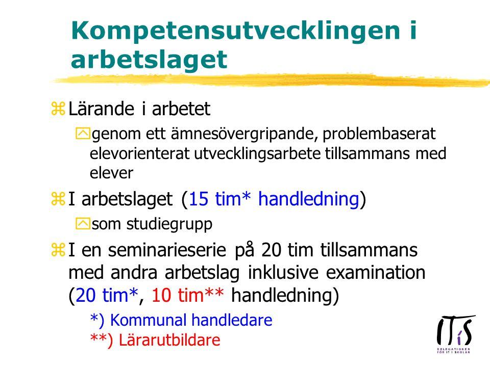 IT-dygnet 2000 zIT-dygnet 2000 går av stapeln 8-9 april (lördag-söndag) zSamarbete mellan Linköpings kommun, Tekniska högskolan, Landstinget, ÖC, och Dataföreningen Östra kretsen zFinns intresse att regionalt visa upp vad som händer i regionens skolor?