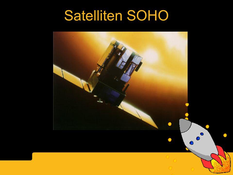 SOHO satellite NASA Solen Satelliten SOHO