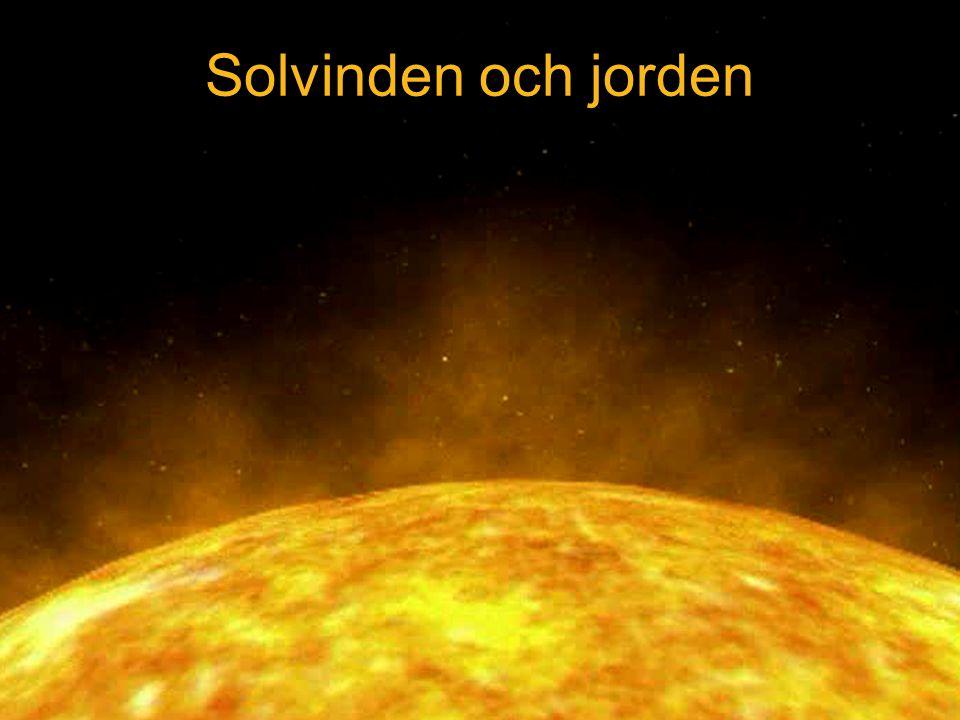 Solvinden och jorden