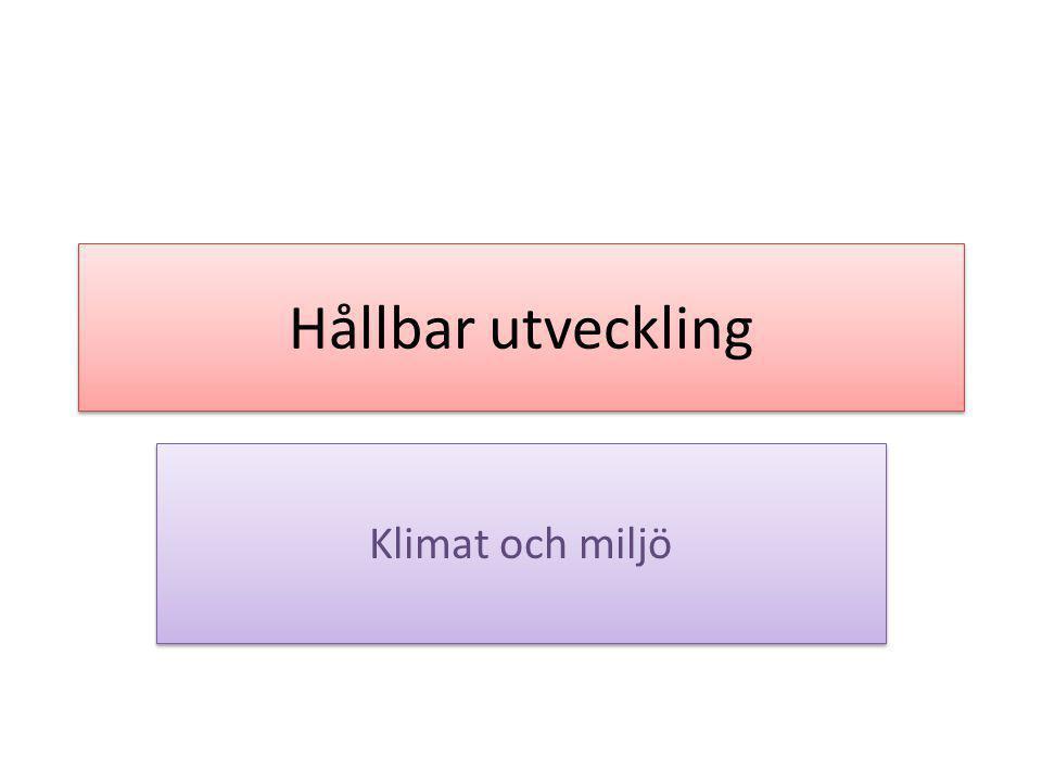 Kvicksilver – 60-talet Kvicksilver (Hg) har varit ett känt miljöproblem i Sverige under lång tid.