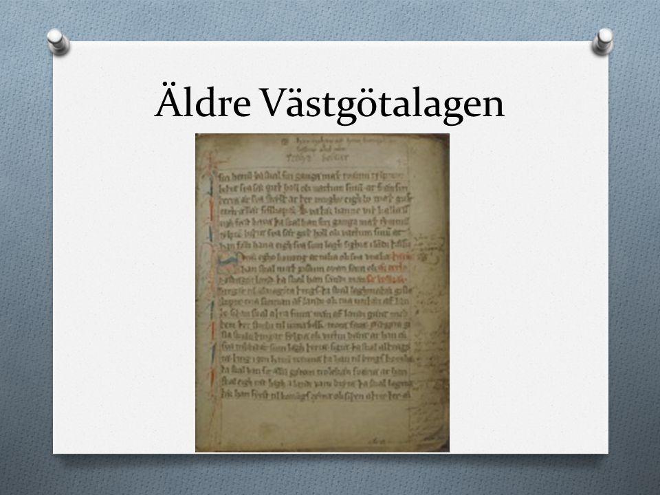Äldre nysvenska – (1526-1732) 1526 – Nya Testamentet översattes och trycktes på svenska Betydelsefullt för den svenska språkutveckligen Boktryckarkonsten kom vid slutet av 1400- talet – stavning och grammatik mer enhetligt 1541 – Gustav Vasas Bibel – hela Bibeln på svenska