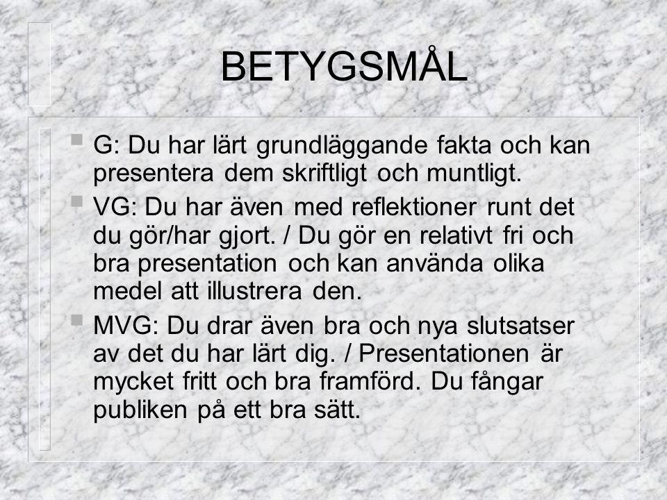 FÖRFATTARLISTA Carl Michael Bellman Gustaf Fröding Selma Lagerlöf Erik Axel Karlfeldt Verner von Heidenstam