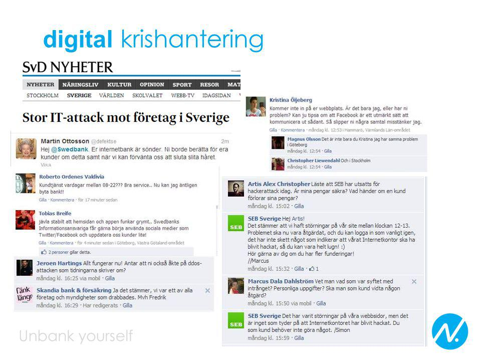digital krishantering