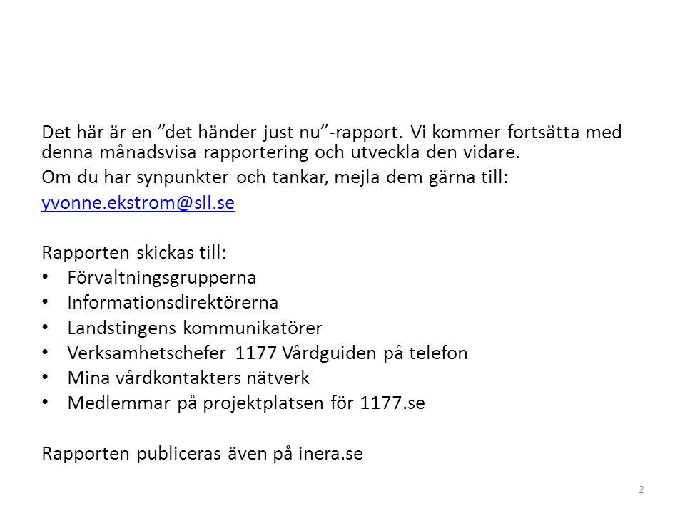 Frågetjänsterna på 1177 Vårdguiden och UMO.se Anna Eklund och Therese Zetterqvist Eriksson från Fråga UMO gästade Metropol på Sveriges Radio den 14 november.
