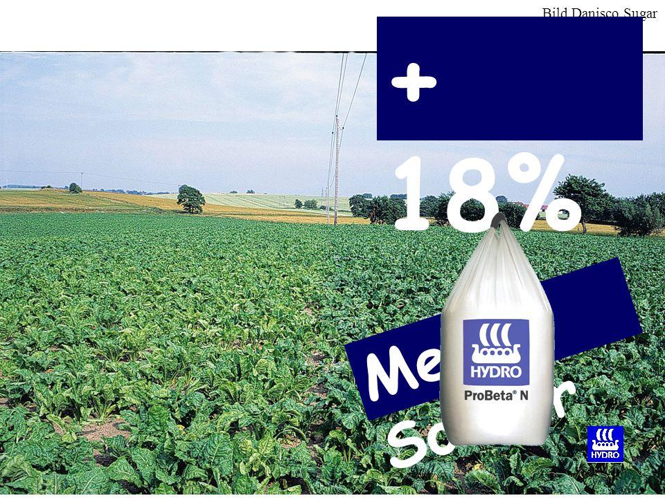 Källa: Dyrkningsforsøg og undersøgelser i sukkerroer 1997 & 1998, Alstedgård Natrium till sockerbetor ger merskörd 21 danska forsök 1994 - 1997