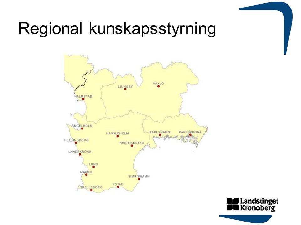 Regional kunskapsstyrning
