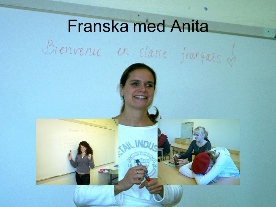 Franska med Anita