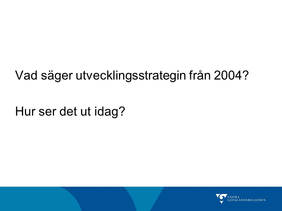 Strömstad specialistsjukhus.
