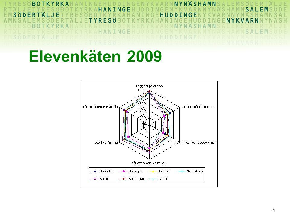 4 Elevenkäten 2009