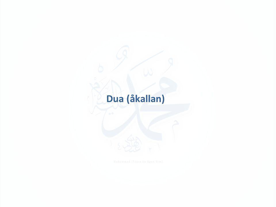 Dua (åkallan)