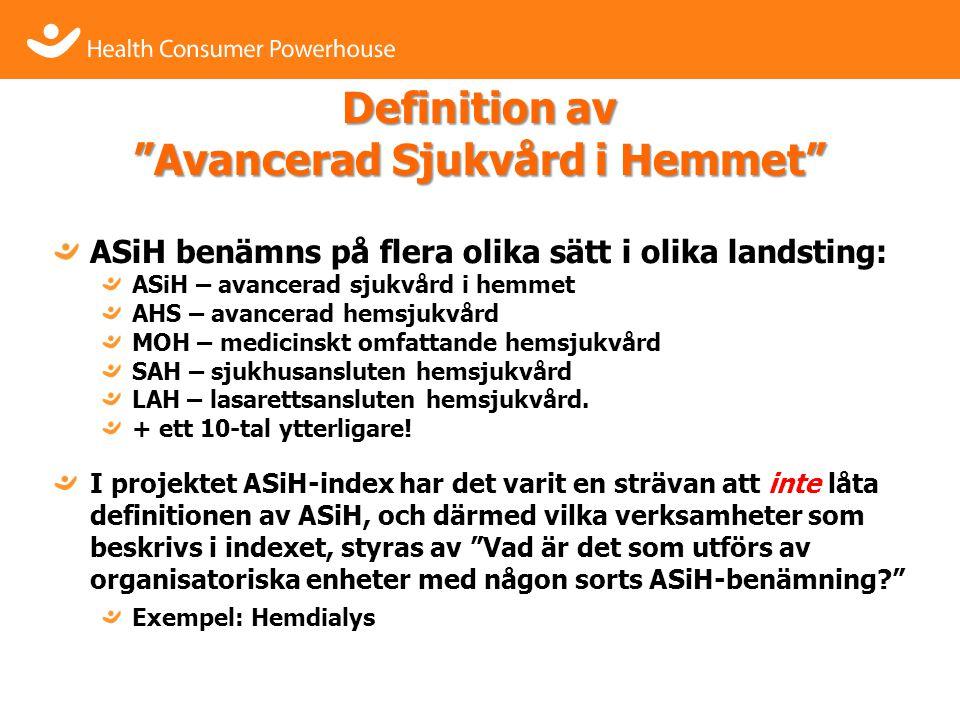 Tack för i dag! Rapport och presentation finns fritt tillgängliga på www.healthpowerhouse.se