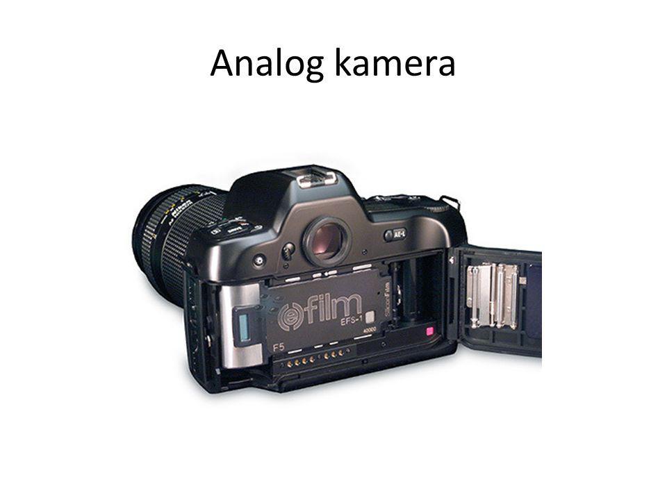 Analog kamera