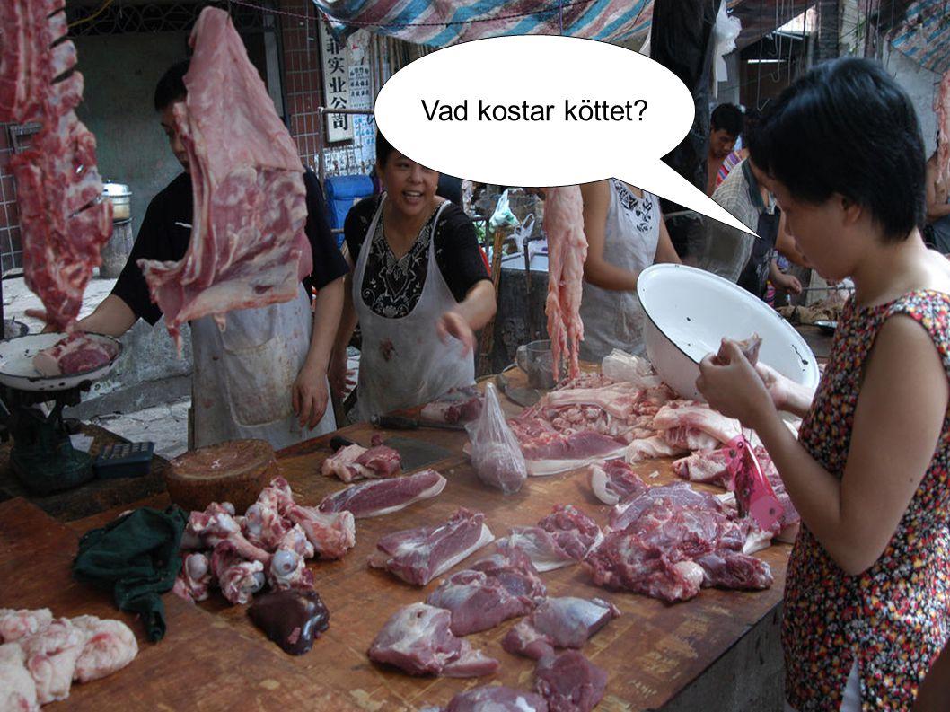 Vad kostar köttet?