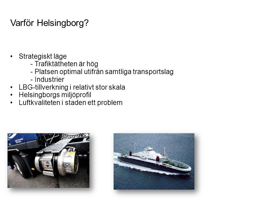 Varför Helsingborg.