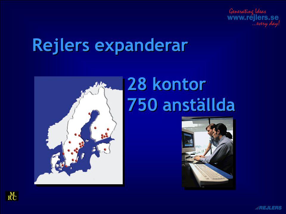 28 kontor 750 anställda Rejlers expanderar