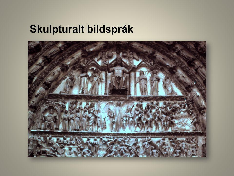 Skulpturalt bildspråk