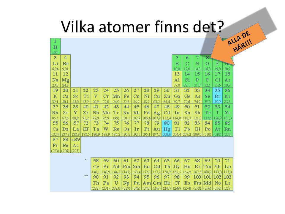 Atomer – att rita en atom Jobbig bild att rita…men snygg e- Enklare att rita