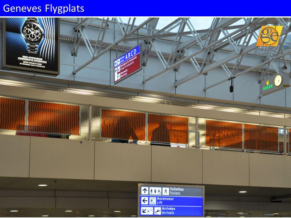 Geneves Flygplats