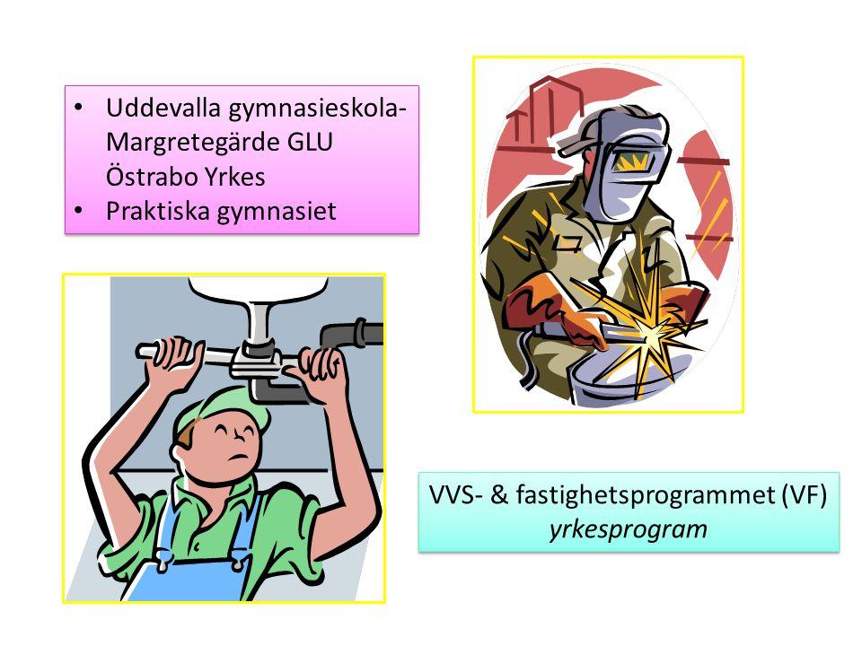 Uddevalla gymnasieskola- Margretegärde GLU Östrabo Yrkes Praktiska gymnasiet Uddevalla gymnasieskola- Margretegärde GLU Östrabo Yrkes Praktiska gymnas