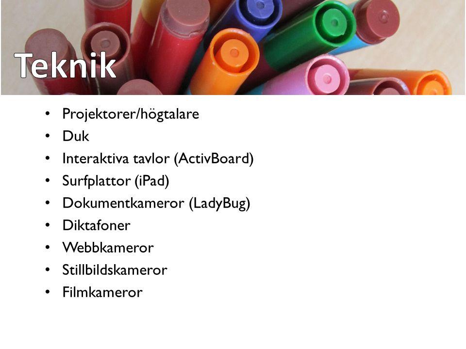 Officepaketet + Office för talstöd Skolstil ABC på PC PhotoFiltre PhotoStory Audacity ActivInspire Lexia