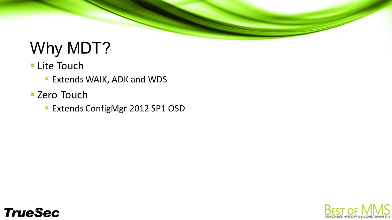 Integrating with System Center 2012 SP1  Creating Orchestrator runbooks  Calling runbooks from the task sequence