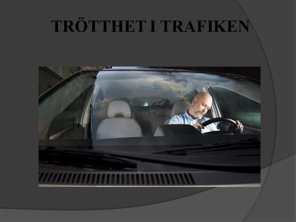 Trafiksäkerhetsarbete Fordon  Distansreglerare  Nödbroms  Avåkningsvarnare  Filbytesvarnare  Trötthetsvarnare