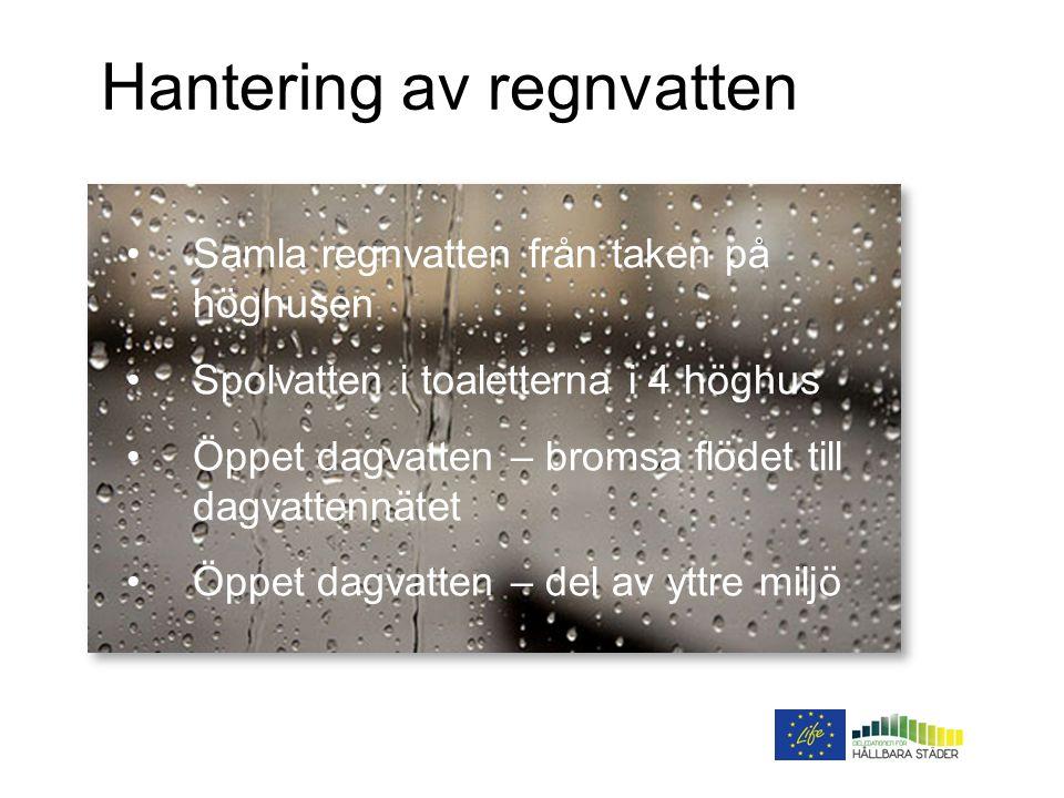 Förnyelsebar energi Solceller/solhybrid – projektering Insamling av matavfall för biogas