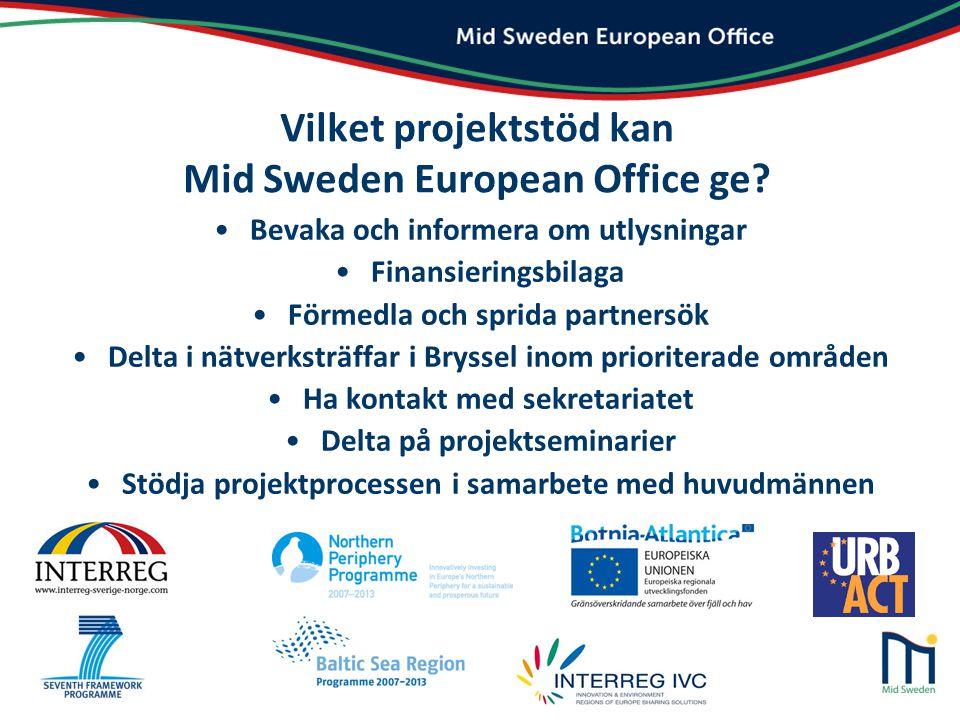 Kontakta oss gärna i Bryssel eller i regionen.
