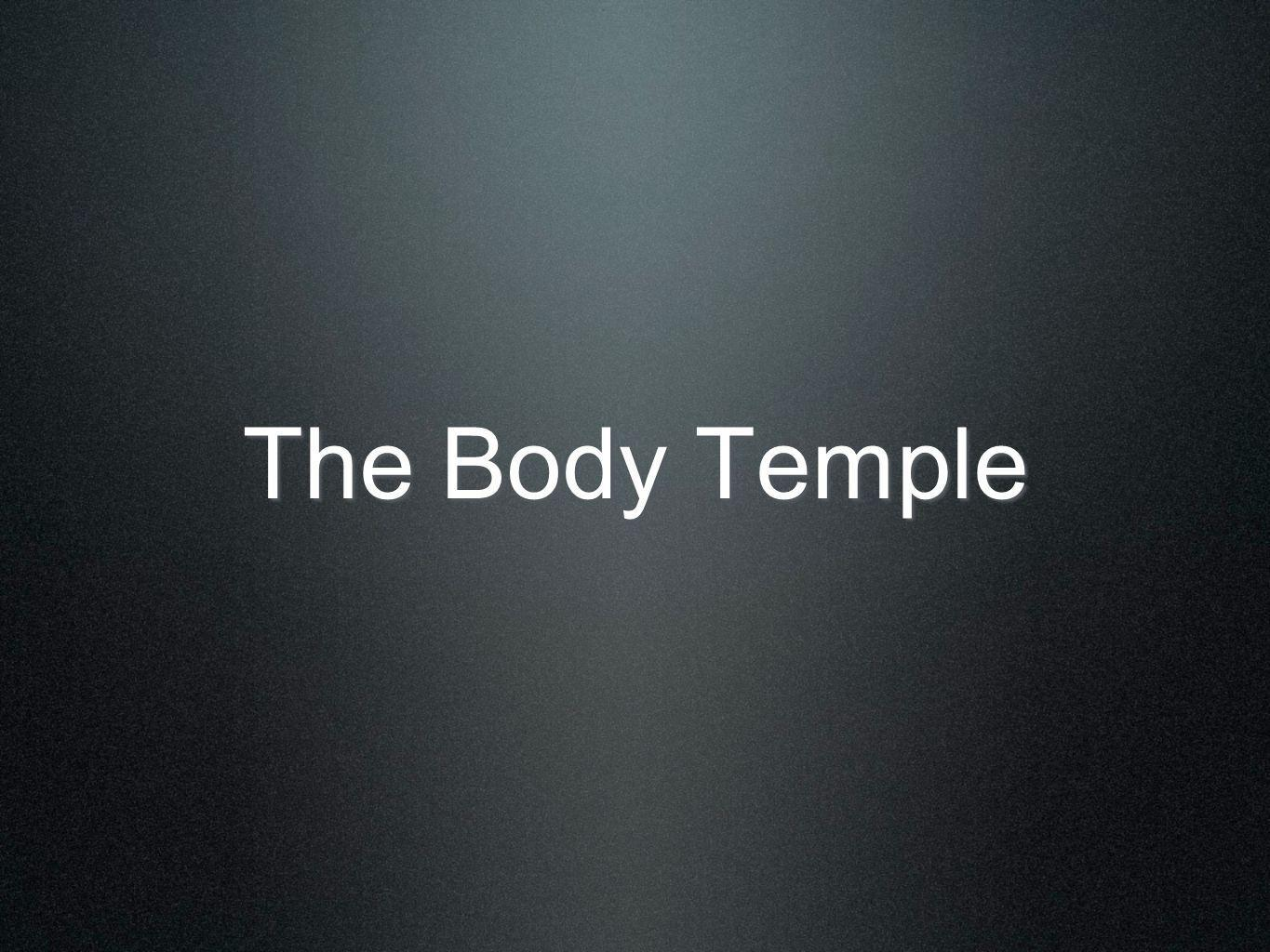 The Temple of the Mind
