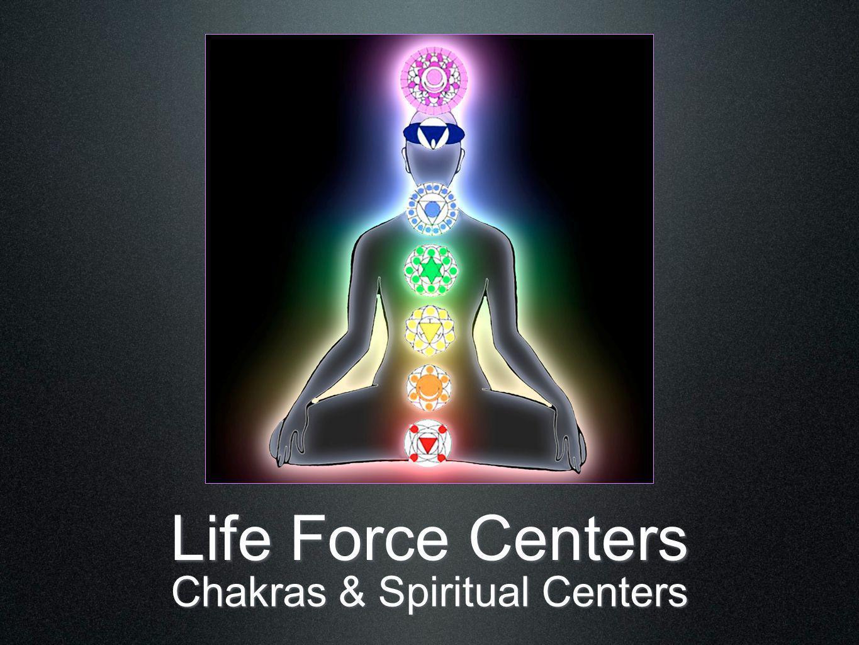 Livskrafternas centra Chakras & Andliga Center
