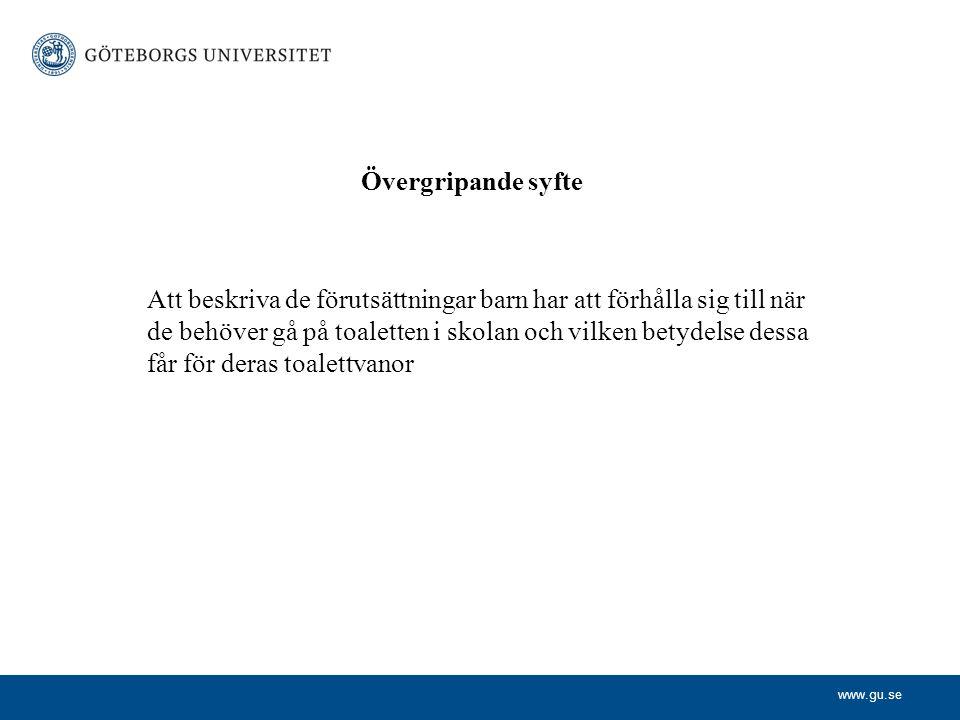www.gu.se2015-01-11 Artiklar Lundblad B, Hellström A-L.