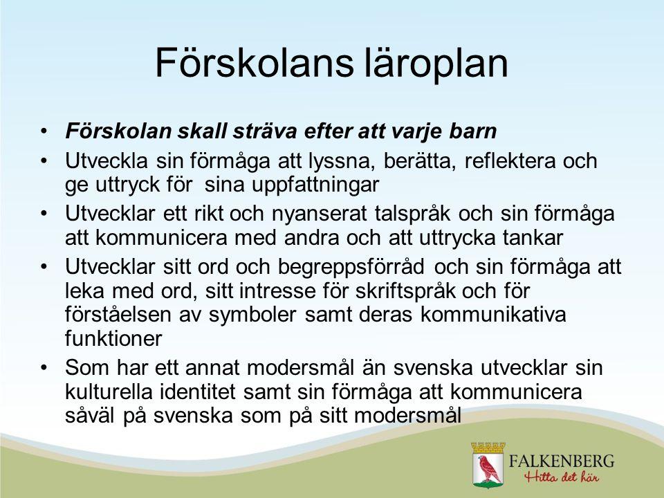 Uppföljning / resultat TRAS – utbildning Språkplan Tal - och språkpedagoger Tecken som stöd Modersmål