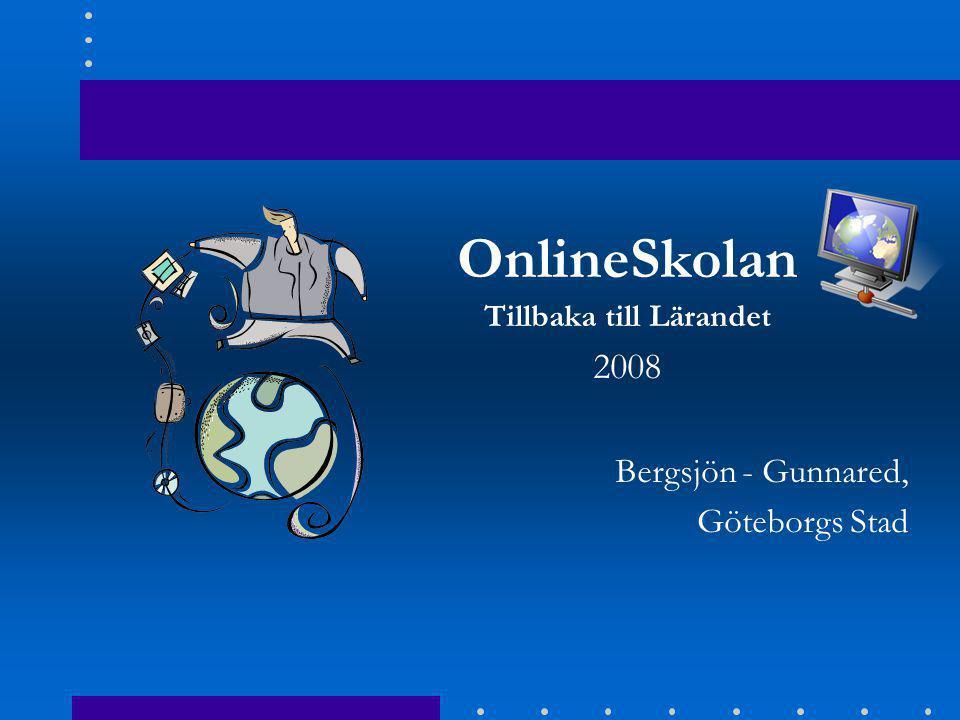 Vad är OnlineSkolan.