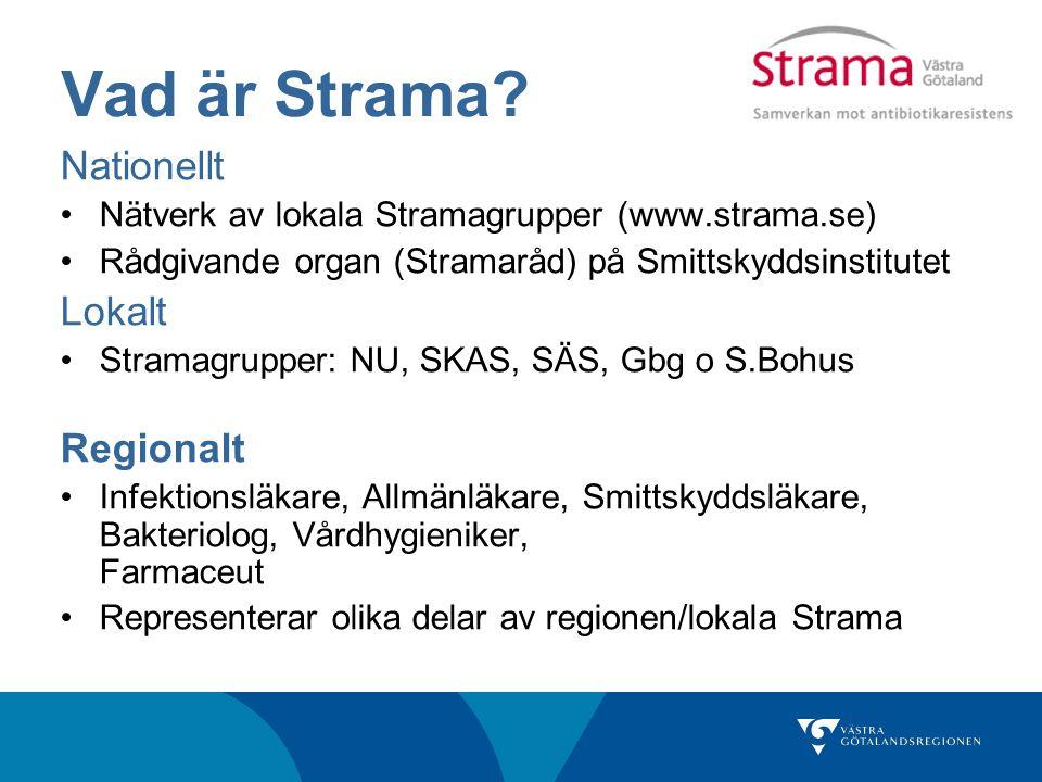 Vad är Strama.