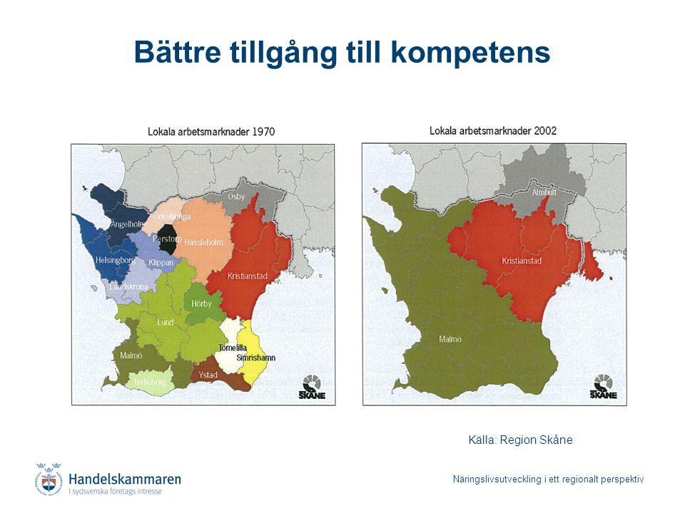 Näringslivsutveckling i ett regionalt perspektiv Kontrasten Halland-Kalmar Folkmängd 1999-2008 Förvärvsarbetande 1998-2007 Bruttoregionprodukt 1998-2007 (löpande priser) Fastighetspriser 1999-2008 (löpande) 1.