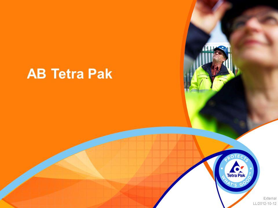 AB Tetra Pak LL/2012-10-12 External