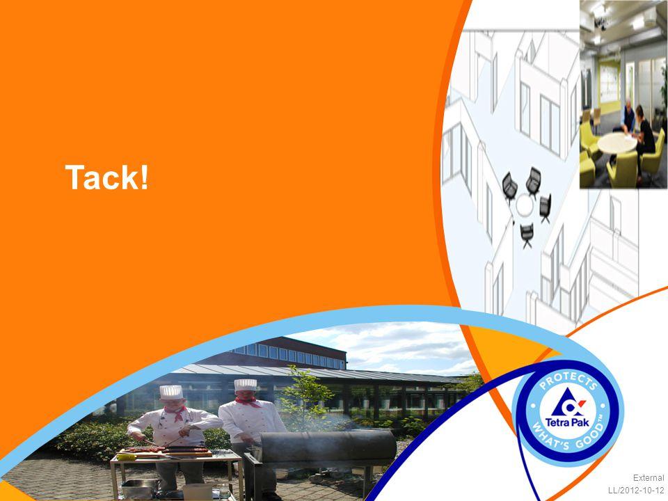 Tack! LL/2012-10-12 External