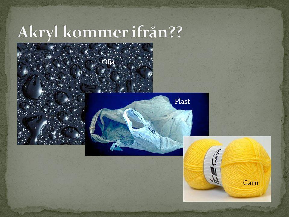 Olja Plast Garn