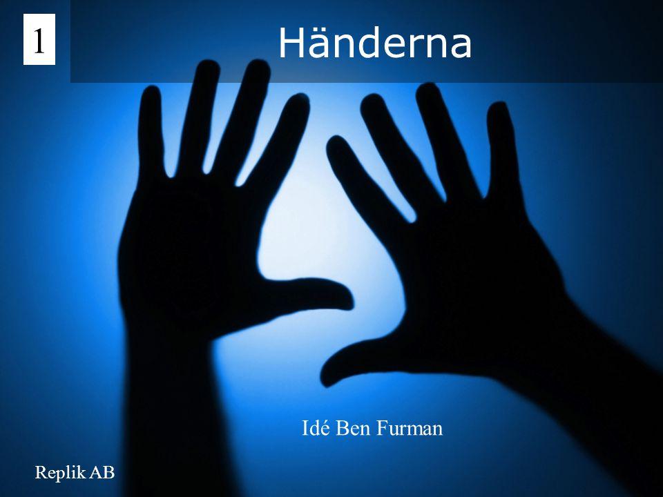 Replik AB Händerna Idé Ben Furman 1