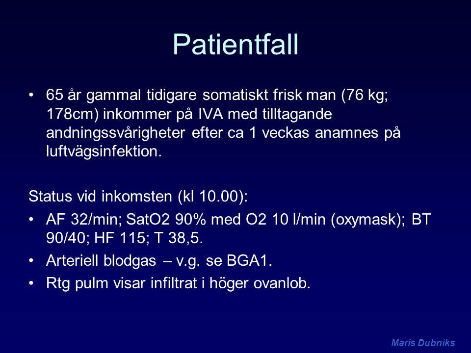 Maris Dubniks Atelektasbildning under anestesi 90% av alla sövda patienter överviktiga har mer KOL patienter har mindre eller inte alls ålder spelar ingen roll Minskad FRC och CC>FRC Kompression Absorbtion (hög FiO2)