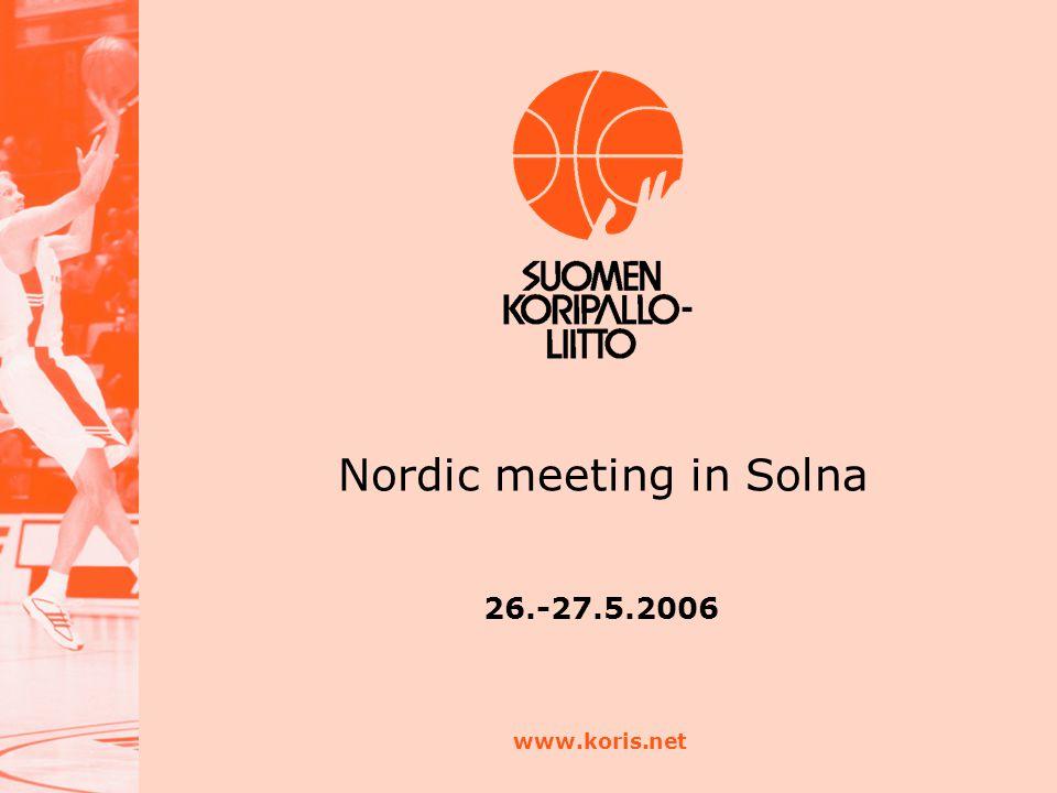 www.koris.net Hi dear Nordic friends.