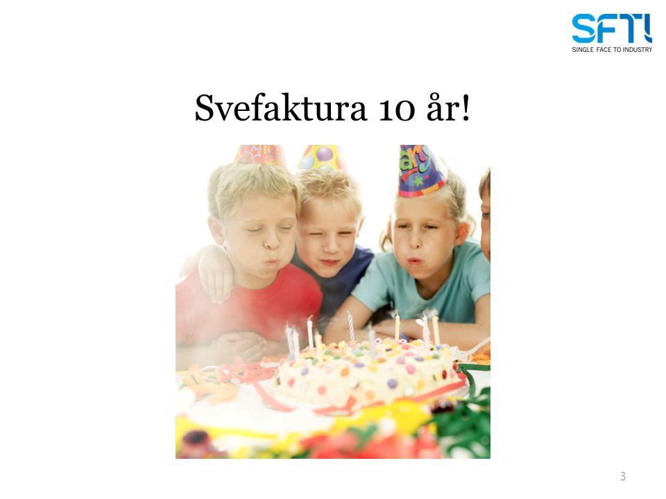 Svefaktura 10 år! 3